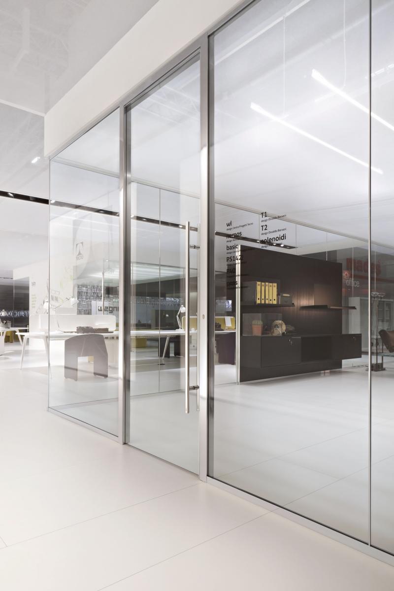 cloison vitrage bord a bord joint aluminium profil aluminium porte toute hauteur. Black Bedroom Furniture Sets. Home Design Ideas